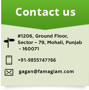 Contact Us - Famaglam